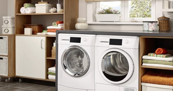 Selecting a Bosch Washing Machine