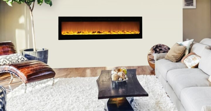 Everything About Electric Fireplaces