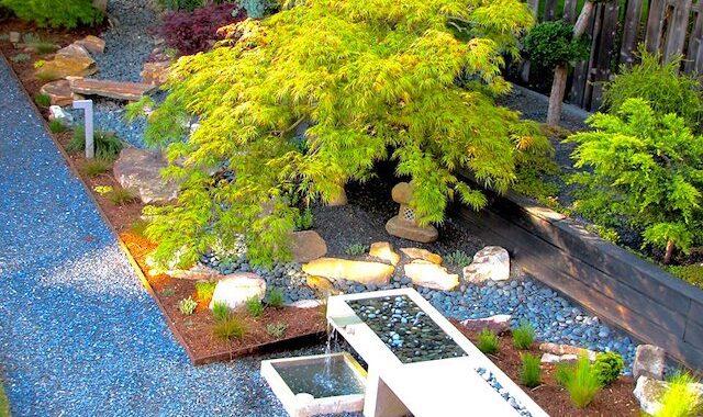 Pond and Garden Spot Lighting